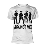 T-shirt Against ME! WESTERN