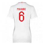 Maillot Angleterre Football Home 2018-2019