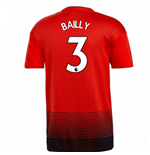 Maillot de football Manchester United FC Home 2018-2019