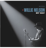 Vinyle Willie Nelson - My Way