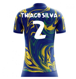 T-shirt Brésil Football Away 2018-2019
