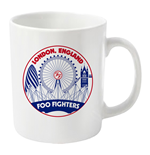 Tasse Foo Fighters SKYLINE