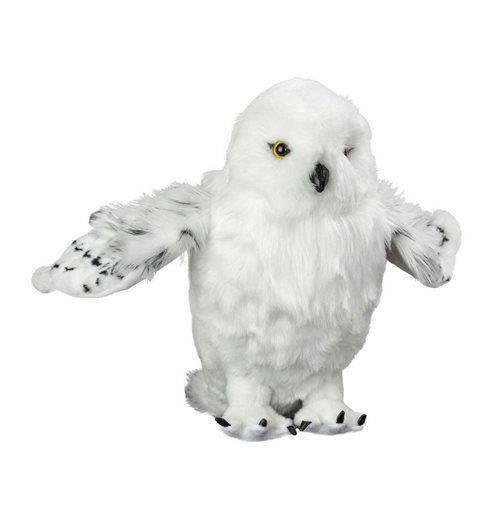 Harry Potter peluche Collectors Hedwig Wings Open Ver. 35 cm