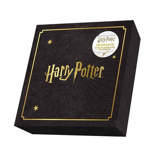 Harry Potter Collectors Box Set 2019 *ANGLAIS*