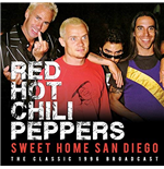 Vinyle Red Hot Chili Peppers - Sweet Home San Diego (2 Lp)