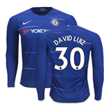 T-shirt Manches Longues Chelsea Home 2018-2019