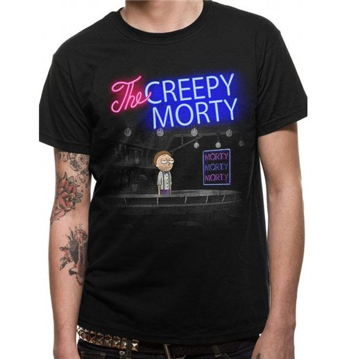 T-shirt Rick and Morty 330000