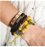 Harry Potter bracelet Hufflepuff Arm Party