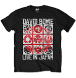 T-shirt David Bowie  330094