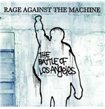 Vinyle Rage Against The Machine - The Battle Of Los Angeles