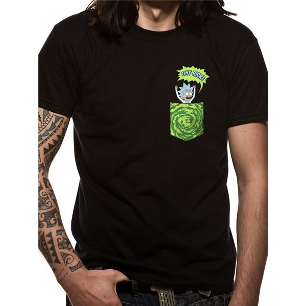 T-shirt Rick and Morty 330234