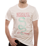 T-shirt Nirvana - Design: Serpent Snake