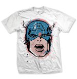 T-shirt Captain América  330724