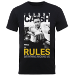 T-shirt Johnny Cash 330769