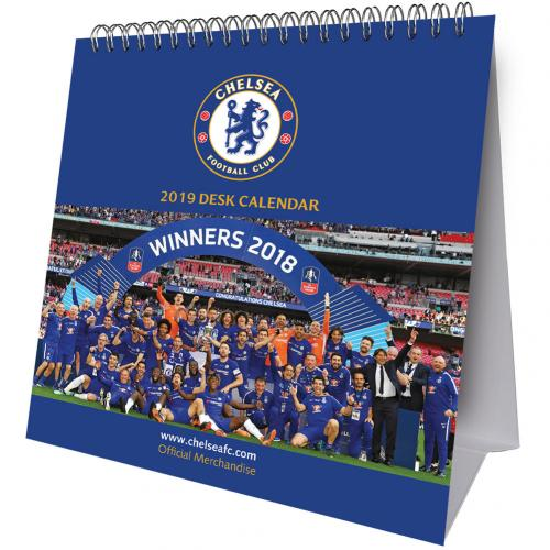 Calendrier Chelsea 331546