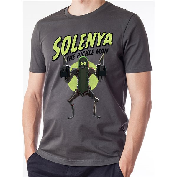 T-shirt Rick And Morty - Design: Solenya