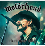 Vinyle Motorhead - Clean Your Clock (2 Lp+Dvd)