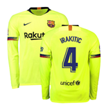 T-shirt Manches Longues FC Barcelone Away 2018-2019
