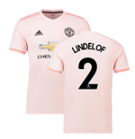 Maillot de football Manchester United FC Away 2018-2019
