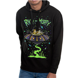 Sweat-shirt Rick And Morty - Design: Space