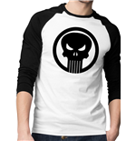 T-shirt Marvel Punisher - Design: Logo
