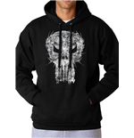 Sweat-shirt Marvel Punisher - Design: Shatter Skull