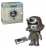 Fallout Figurine Vinyl 5 Star T-51 Power Armor 8 cm
