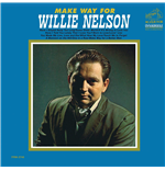 Vinyle Willie Nelson - Make Way For Willie