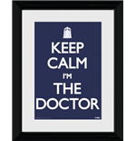 Imprimé Doctor Who  332639