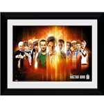 Imprimé Doctor Who  332640