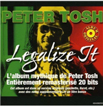 Vinyle Peter Tosh - Legalize It (2 Lp)