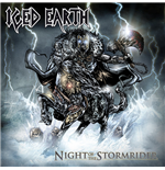 Vinyle Iced Earth - Night Of The Stormrider