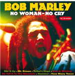 "Vinyle Bob Marley - No Woman, No Cry (Live At The Lyceum, London) (7"")"