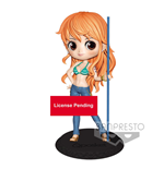 One Piece figurine Q Posket Nami Special Color Ver. A 14 cm