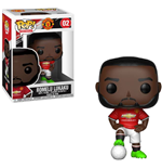 EPL POP! Football Vinyl Figurine Romelu Lukaku (Manchester United) 9 cm