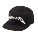 Chapeau Metallica MOP COVER - PEAK