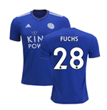 Maillot de football Leicester City F.C. Home 2018-2019