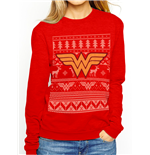 Sweat-shirt Wonder Woman 333134