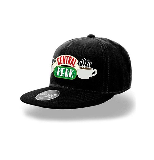 Friends casquette hip hop Central Perk Logo