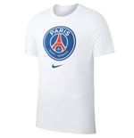 T-shirt Paris Saint-Germain 2018-2019 (Blanc)