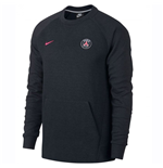 Haut Paris Saint-Germain 2018-2019 (Noir)