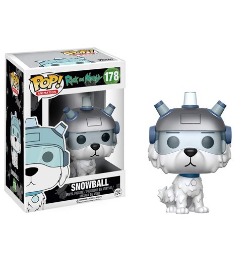 Funko Pop Rick and Morty 334086