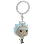 Porte-clés Rick and Morty 334087