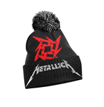 Chapeau Metallica GLITCH STAR LOGO