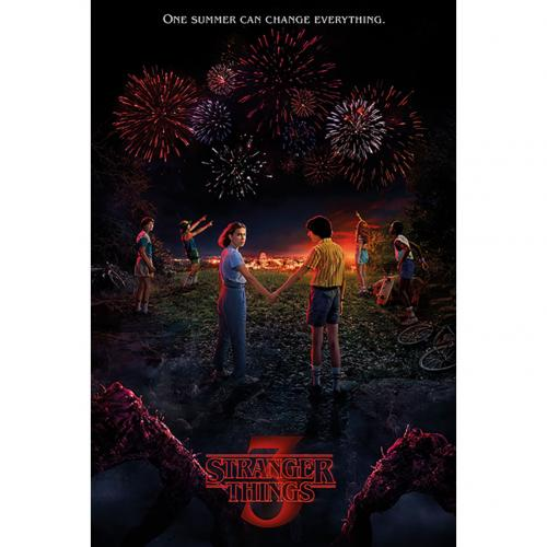 Poster Stranger Things 3