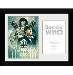 Imprimé Doctor Who  334300