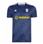 Maillot de football Fulham FC Away 2018-2019