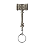 World of Warcraft porte-clés métal Doomhammer 7 cm
