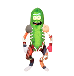 Rick & Morty peluche Galactic Plushies Pickle Rick in Rat Suit 46 cm