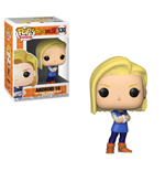 Dragonball Z Figurine POP! Animation Vinyl Android 18 9 cm